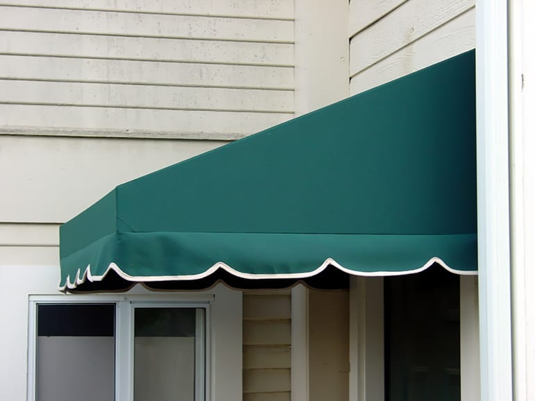 sunset canvas awning fabric awnings retractable awnings